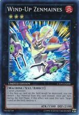 Yugioh! Wind-Up Zenmaines - CT09-EN008 - Super Rare - Limited Edition Near Mint,