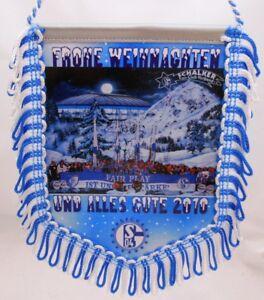 Wimpel-Banner-FC-Schalke-04-Frohe-Weihnachten-Fan-Edition-SFCV-2009-51