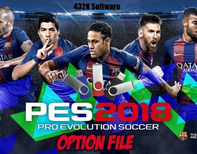 Download patch option file pes 2019 ps4 | PES 2019 Patch: Option