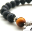 8mm-volcanic-Tiger-039-s-Bracelet-Stretchy-Lucky-mala-Gemstone-men-Sutra-Reiki-Wrist Indexbild 2