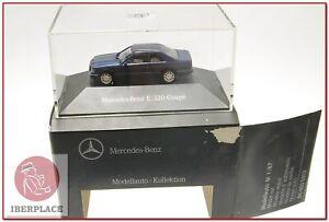 H0-escala-1-87-ho-maqueta-modelismo-coche-auto-car-Mercedes-Benz-Collection-E320