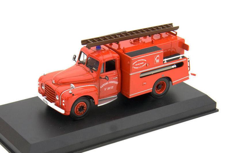 diseño único CITROEN T46  Pompiers Pompe Pompe Pompe Guinard  1962 1 43 ELIGOR 159988  gran descuento