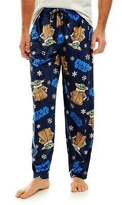 The Mandalorian Baby Yoda Pijama Hombre Regalos Hombre Adolescente Camiseta Manga Corta Dise/ño The Mandalorian y Pantalones Largos Pijama Hombre Invierno Star Wars