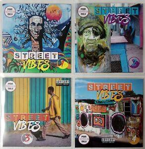Details about Street Vibes Volumes 1-4 JUMBO Pack Dancehall, Bashment,  Urban Reggae