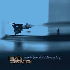 Thievery Corporation - Sounds from the Thievery Hi-Fi [New Vinyl] Gatefold LP Ja
