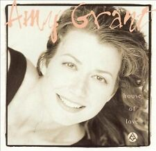House of Love by AMY GRANT (CD, Aug-1994, A&M (USA) Factory Sealed!