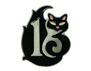 Lucky-13-Pink-Ears-Cat-Kitty-Belt-Buckle-Belts-Buckles