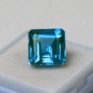 Natural-Certified-8-00-Ct-NEON-BLUE-COPPER-MANGANESE-BEARING-PARAIBA-TOURMALINE