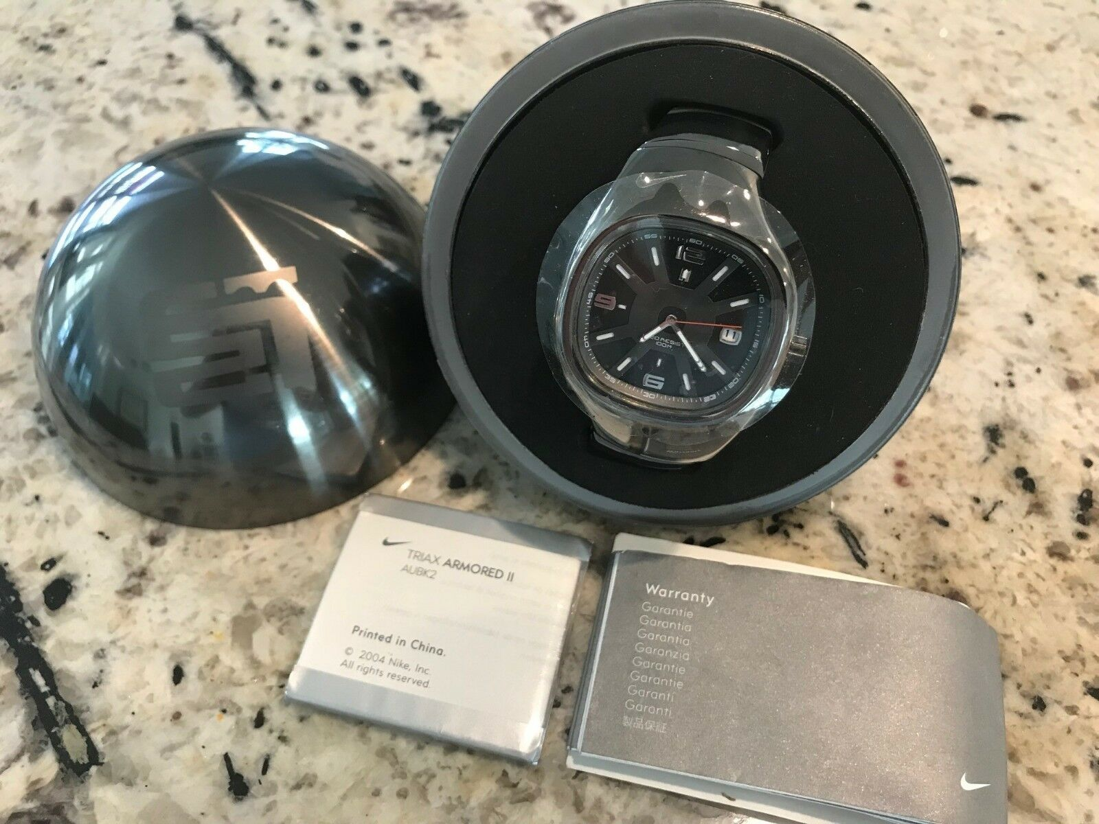 RARE BRAND NEW Lebron 1 Nike Watch (First Ever Lebron Nike Watch Release)