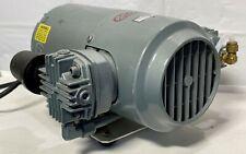 Gast 1vsf 10 100x Oil Less Vacuum Pump 16 Hp Lesson Max 3 Cfm 1725 Rpm 60hz