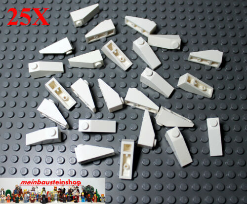 Free p /& p 25 x LEGO 4286-1x3 RED Slope Roof Tile