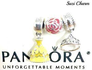 pandora belle charm set