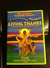 Giving Thanks and more stories to celebrate American Heritage, Animatio