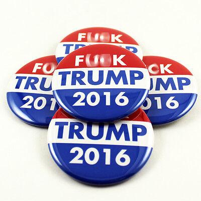 Trump VS The Virus AKA The COVIDIOT  2 1//4 Pinback Button Anti-Trump