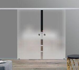 slimline softstop glas schiebet r 2 fl gelig 2x900x2050mm bs 900d dpl ebay. Black Bedroom Furniture Sets. Home Design Ideas