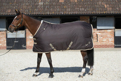 Mark Todd Ultimate Heavyweight Stable Rug Chocolate