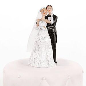 Hochzeitstortenfiguren Er Fuhrt Sie Rechts 11 Cm Hochzeitstorte