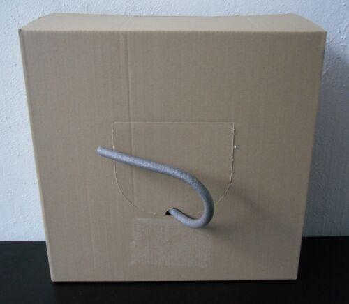 PE Rundschnur Ø 6mm 100m Spender grau geschlossenzellig  DIN 18540 Fugenschnur