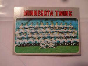 1970-topps-baseball-534-twins-team-exmt