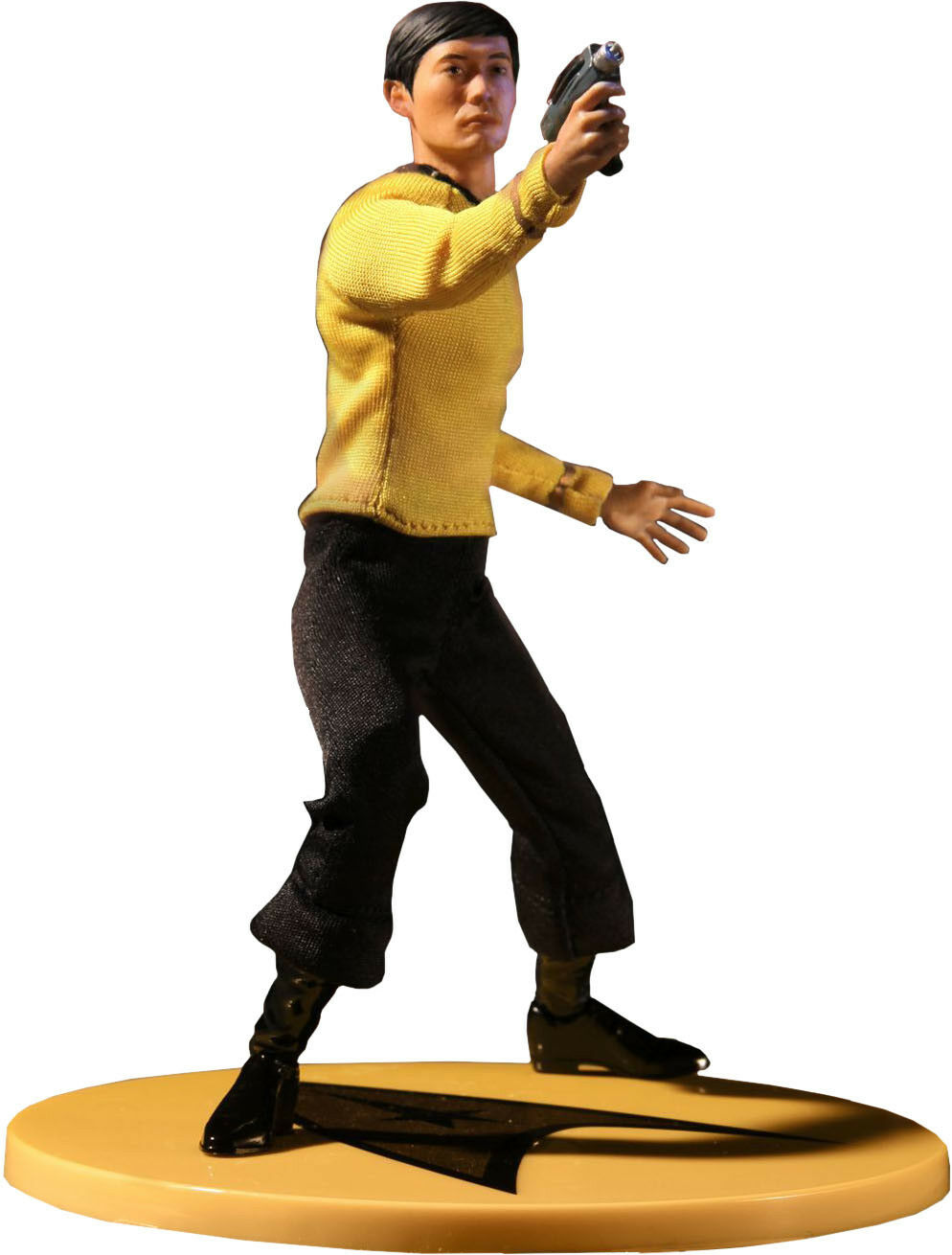 STAR TREK: Original Series - Sulu One:12 Collective Action Figure (Mezco)  NEW