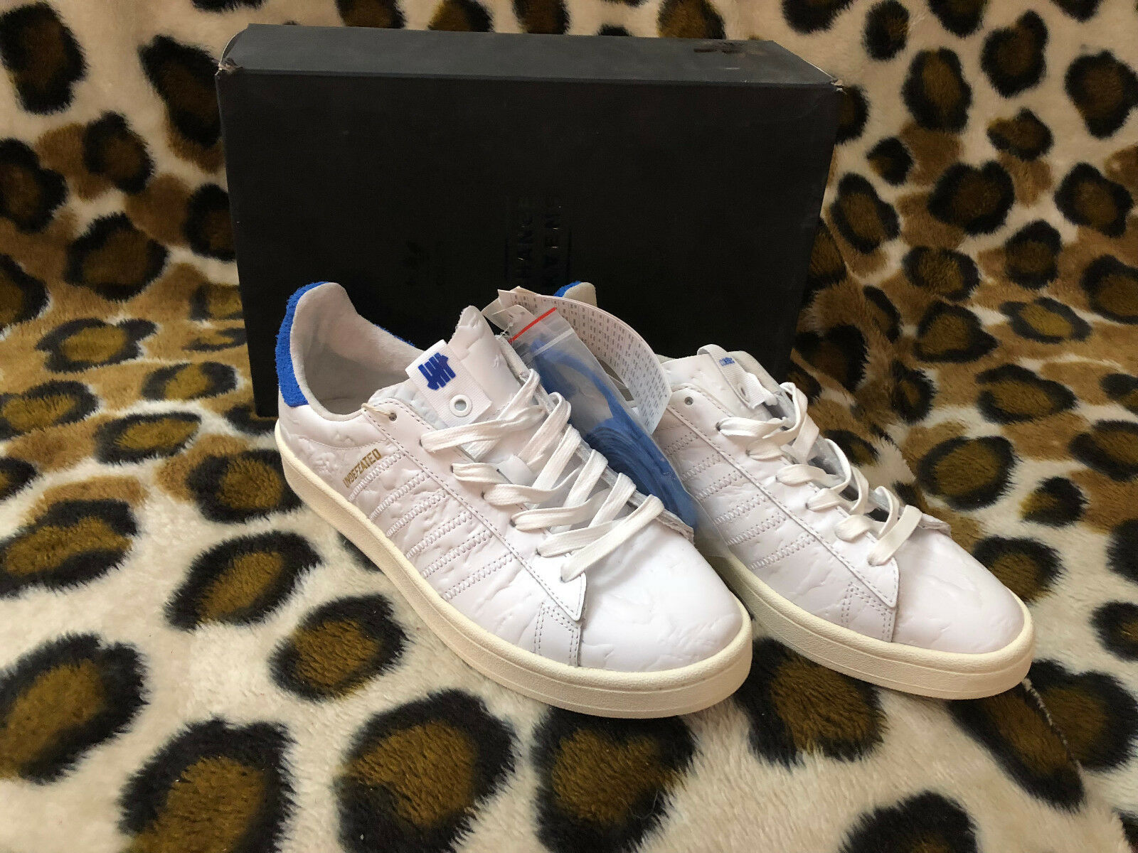 New adidas Consortium x Undefeated x Colette Campus SE BY2595  Size 7.5