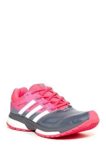 Adidas Response Boost Techfit Sneaker Big Girls Size 6. Ret  85  74f825653