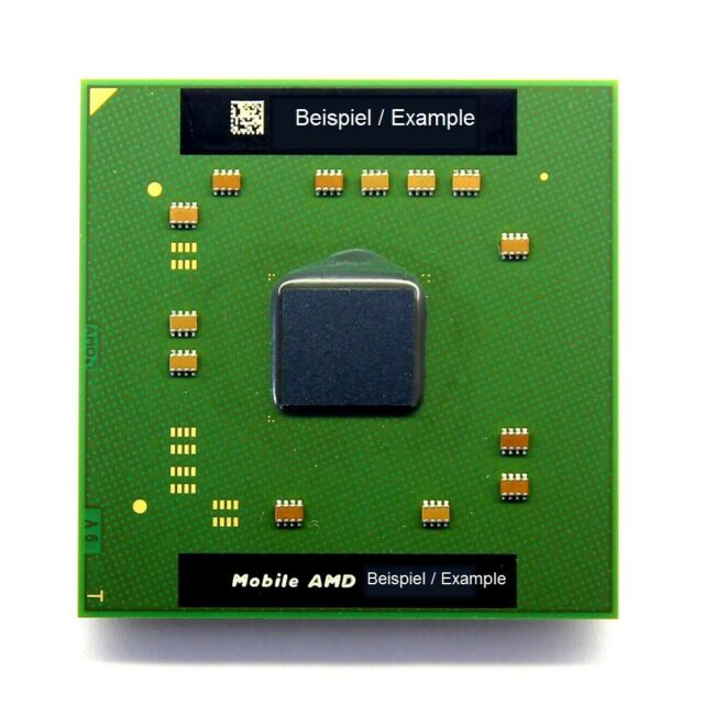 AMD Mobile Sempron Laptop CPU 2800+1. 6 Ghz / 256kb Smn2800bix3ay Socket/Base