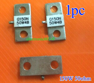 Image Is Loading Rf Termination Microwave Resistor Dummy Load Rfp 150w