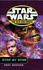 Star Wars: The New Jedi Order - Star By Star by Troy Denning (Paperback, 2002)
