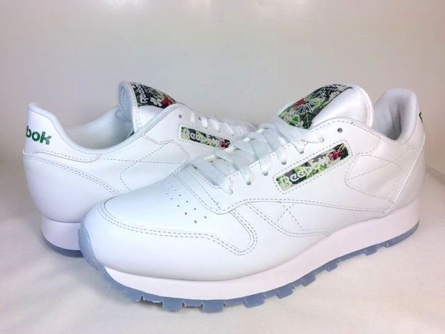 6c441150b78f98 Mens Reebok Classic Leather SF White ice V67855 Athletic for sale online