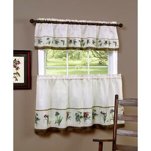 Botanical-Kitchen-Curtain-Tier-Pair-and-Valance-Set-Assorted-Sizes