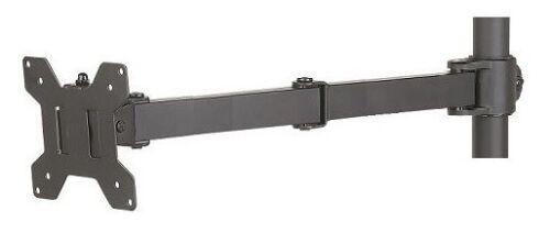 "002-SARM EZM Single Arm Kit For 1 3//8/"" Diameter Pole Mount 16.30/"" Length"