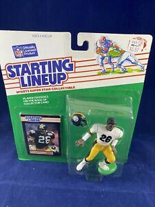Rare Vintage 1989 STARTING LINEUP ROD WOODSON - PITTSBURGH STEELERS