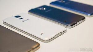 New-UNOPENDED-Samsung-Galaxy-S5-SM-G900i-Unlocked-Smartphone-Black-16GB