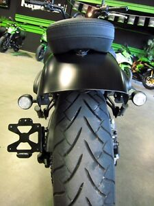 Support-de-plaque-lateral-Kawasaki-Vulcan-039-S
