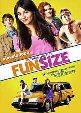 FUN SIZE (Victoria Justice) Nickelodeon - DVD - REGION 2 UK