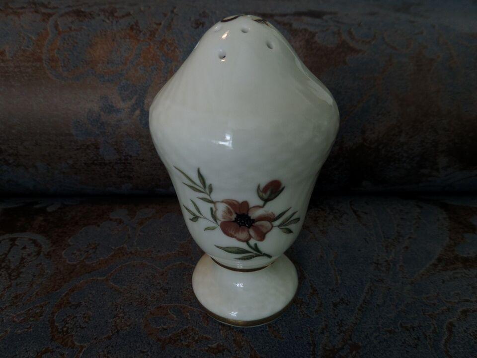 Porcelæn, Saltbøsse, Kongeligt porcelæn