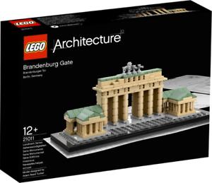 Arquitectura de Lego 21011-Puerta de Brandenburgo-Conjunto retirado-totalmente Nuevo