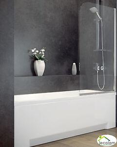 Badewanne Wanne Rechteck 160 X 70 Cm Schurze Glas Abtrennung