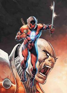 Major-X-0-1st-Team-App-X-Command-Liefeld-Marvel-Comic-2019-1st-Print-unread-NM