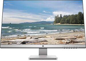 HP-27q-27-034-LED-QHD-2560-x-1440-2K-Monitor-Display-5ms-Response-350-bits-Silver