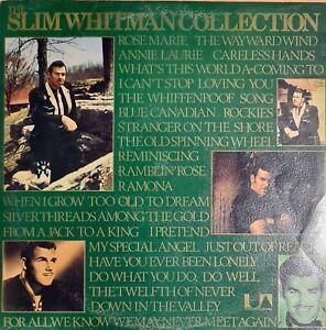 The-SLIM-WHITMAN-Collection-LP-Vinyl-Record-ALBUM-12-034-35