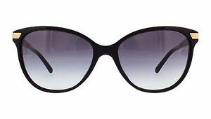 c636c70a6170 NWT Burberry Sunglasses BE 4216F 3001 8G Black   Gray Gradient 57 mm ...