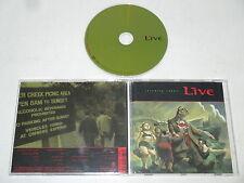 LIVE/THROWING COPPER(RADIOACTIVE WHEEL 10997) CD ALBUM