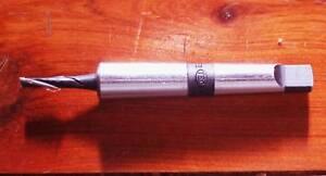 """2MT spiral 7 flutes HSS End Mill Cutter  3//4/"""" TEC"""