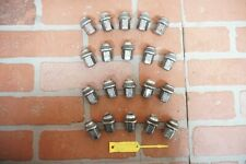 20pcs Chrome 7//16-20 Wheel Lug Nuts fit 1974 Chevrolet Malibu May Fit OEM Rims Buyer Needs to Review The spec