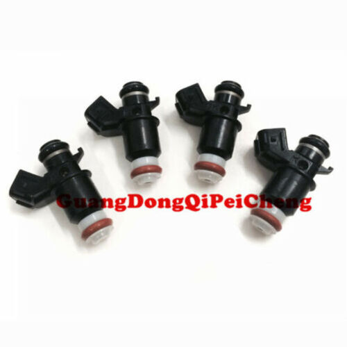 16450PLD003 New 4 pcs Fuel Injectors For Honda Civic EX 1.7L D17A2 2001-2005