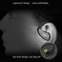 Awei Sports Wireless Bluetooth Headsets Stereo Bass Earhook Earphones Headphone