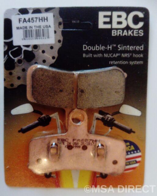 Harley Davidson FXDB Street Bob (2008 to 2017) EBC Sintered FRONT Brake Pads