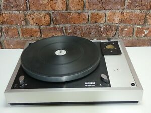 THORENS-TD-160-MKII-VINTAGE-HI-FI-separa-Vinile-Record-Deck-Lettore-Giradischi